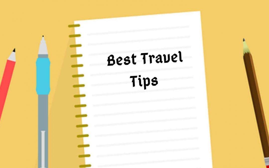 Handy Travel Tips